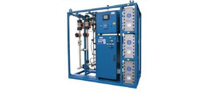 Demineralization System with Electro De-Ionization system (EDI)